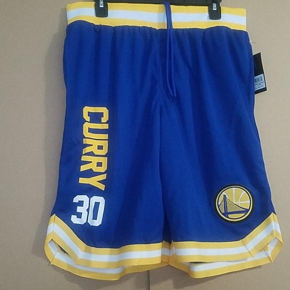 NBA Stephen Curry Golden State Warriors Sh…